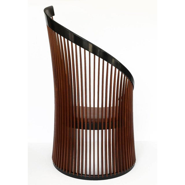 Pair of Paso Doble Sculptural Chairs by Thomas Stender For Sale - Image 9 of 11