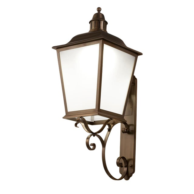 Bracket LED Lantern Sconce For Sale