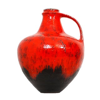 Oversize West German Pottery Jug Preview