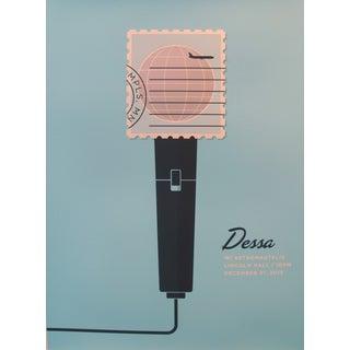 2013 American Concert Poster, Dessa For Sale