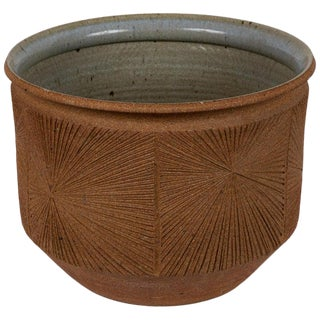 1970s Vintage Robert Maxwell & David Cressey for Earthgender Sunburst Planter For Sale