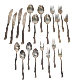 Image of Traditional Flatware and Silverware