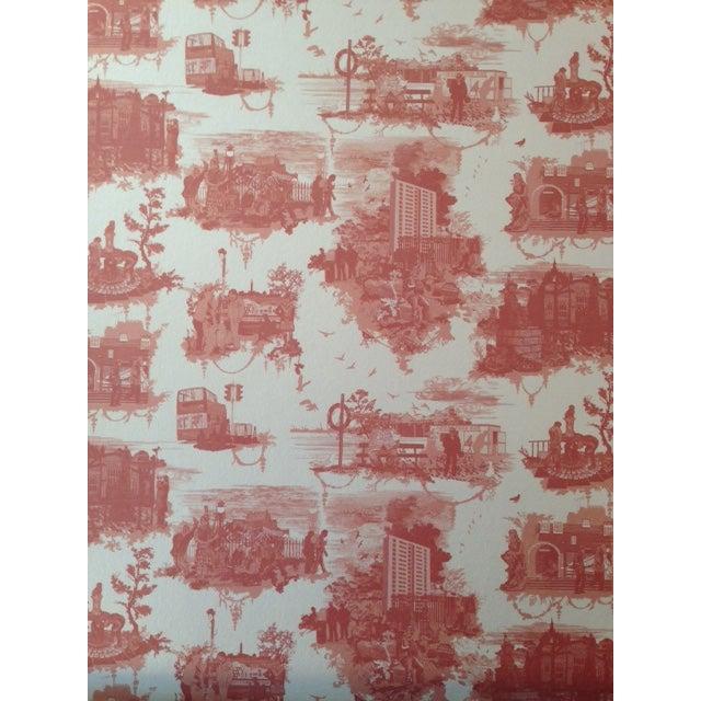 Custom Timerous Beasties Toile Wallpaper - S/6 - Image 1 of 4