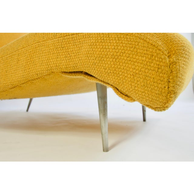 Adrian Pearsall for Craft Associates Chaise Lounge For Sale In Boston - Image 6 of 8