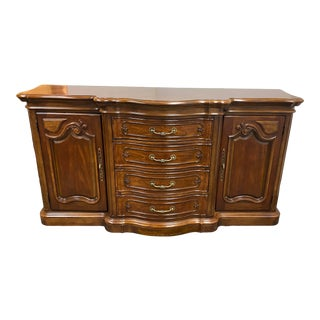 Bernhardt French Provincial Buffet For Sale