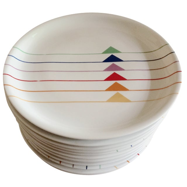 Harmony Block Vista Alegre Plates - Set of 13 - Image 1 of 9