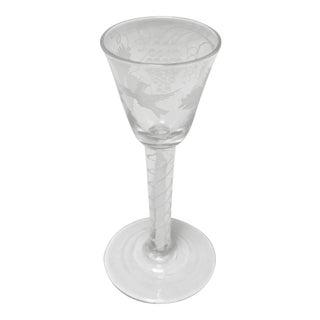 C. 1765 Georgian Cordial For Sale
