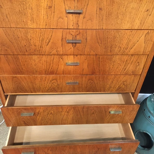 six drawer highboy from Maurice Villency