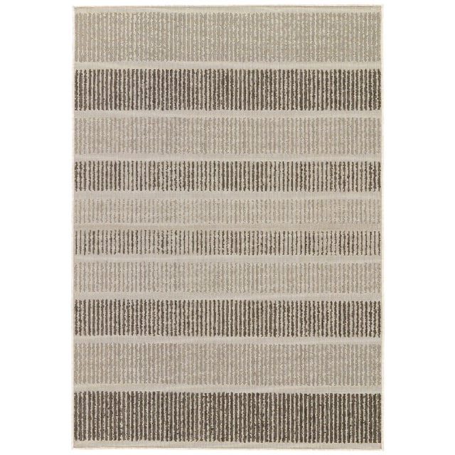 Jaipur Living Cado Indoor/ Outdoor Striped Area Rug - 5′ × 7′6″ For Sale In Atlanta - Image 6 of 6