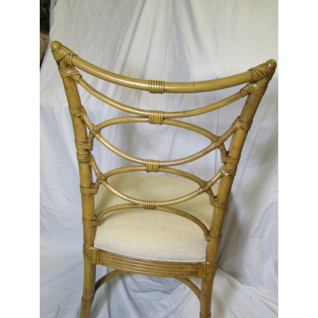 Tommy Bahama Sanibel Side Chairs - A Pair For Sale - Image 5 of 7