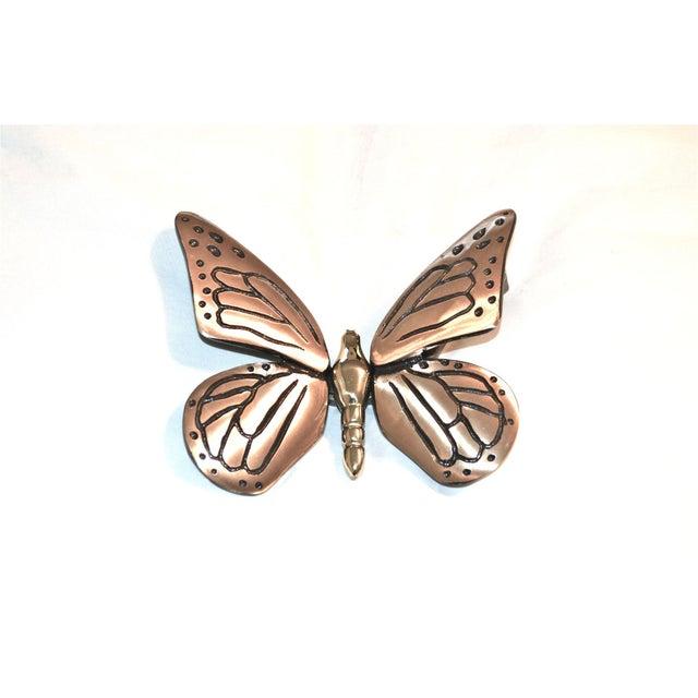 Black & Gold Butterfly Healy Door Knocker - Image 3 of 9