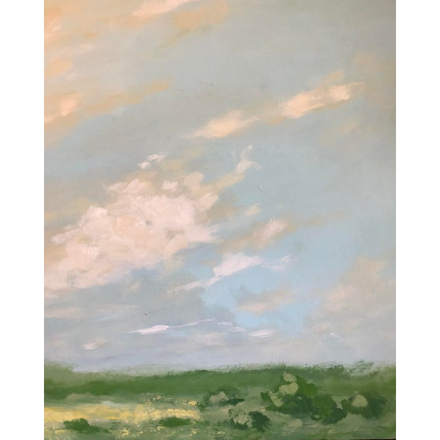 Abstract Landscape by Chelsea Fly For Sale - Image 5 of 6
