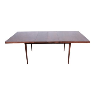 Paul McCobb Planner Group Mid-Century Modern Extension Dining Table, Newly Refinished For Sale