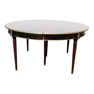 Directoire Style Dining Room Table For Sale