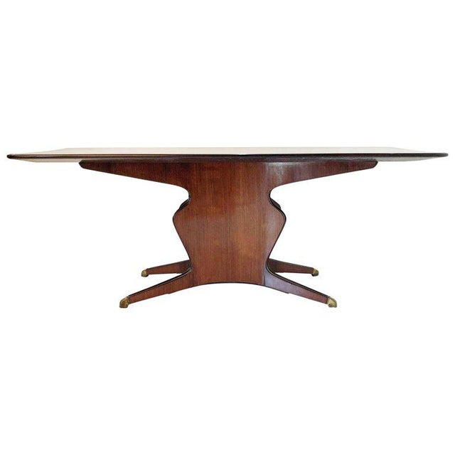Fossati, Attilio & Arturo Dining Table, Italy, Circa 1950 For Sale - Image 10 of 10