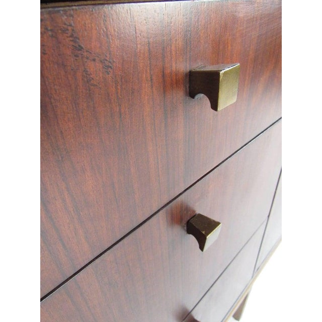 Metal Large Contemporary Modern Credenza For Sale - Image 7 of 13