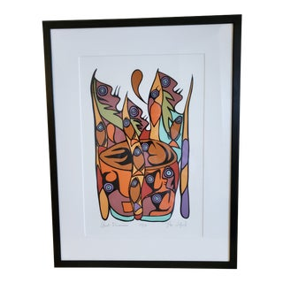 """Late 20th Century """"First Drummer"""" by John Eric Laford For Sale"""
