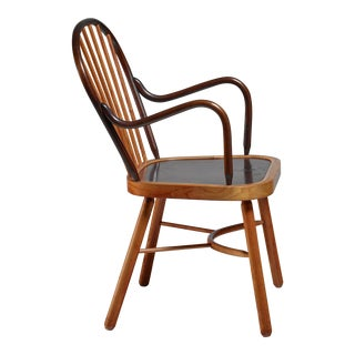 Spindle chair, Austria, 1920s For Sale