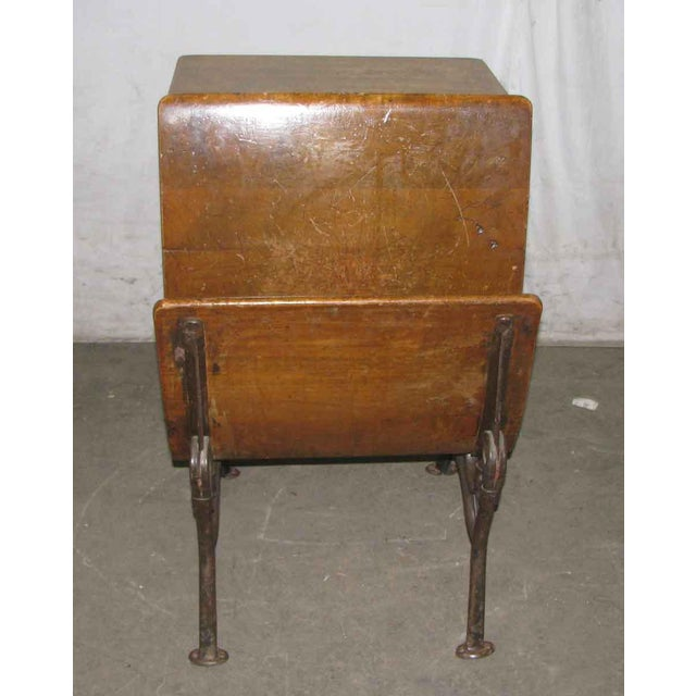 Old School House Student Desk For Sale - Image 6 of 9