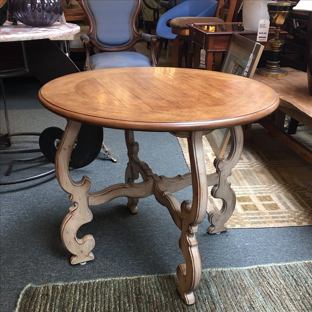 Sanctuary Lamp Table by Hooker Furniture - Image 2 of 9