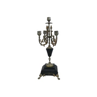 Antique French Candelabrum For Sale