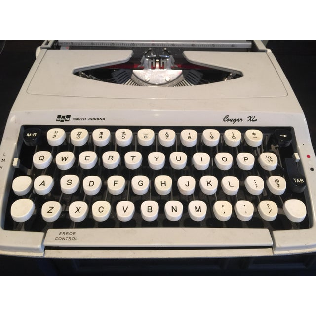 Smith Corona Cougar XL Typewriter - Image 2 of 4