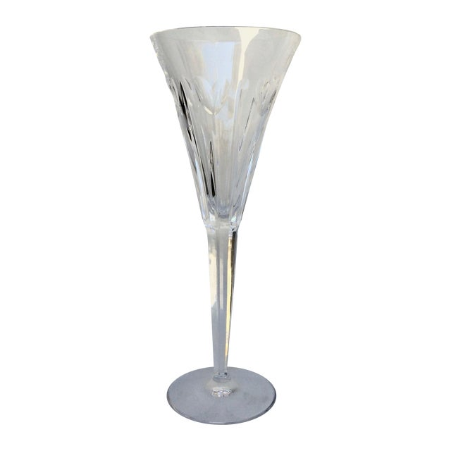 """Waterford Crystal """"Love"""" Champagne Flute - Image 1 of 3"""