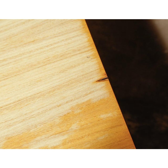 Modernist Dining Table - Image 5 of 8