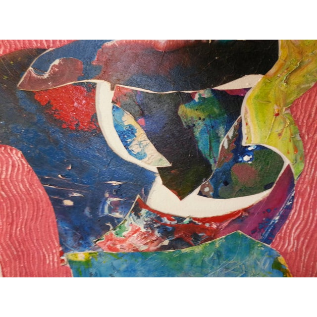 """Stanley E. Lea, """"Untitled"""" For Sale In Houston - Image 6 of 7"""