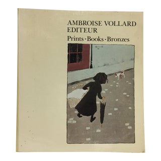 1977 Ambroise Vollard Editeur Museum of Modern Art Book For Sale