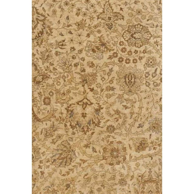 """Handmade Indian Master Piece Rug - 8'8""""x 11'10"""" For Sale - Image 4 of 7"""