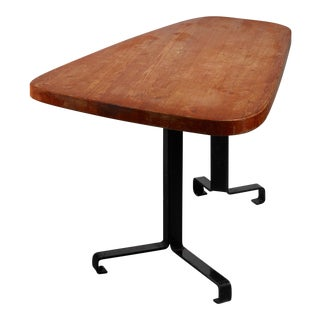 Charlotte Perriand freeform table from Les Arcs, France, 1960s For Sale