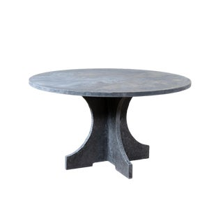 Cast Stone Gavin Dining Table For Sale