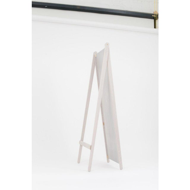Not Yet Made - Made To Order Asa Pingree Libertine Full Length Mirror in Fog Gray Ash For Sale - Image 5 of 8