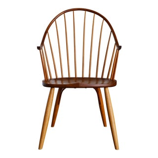 John Onstine Handcrafted Continuous Armchair