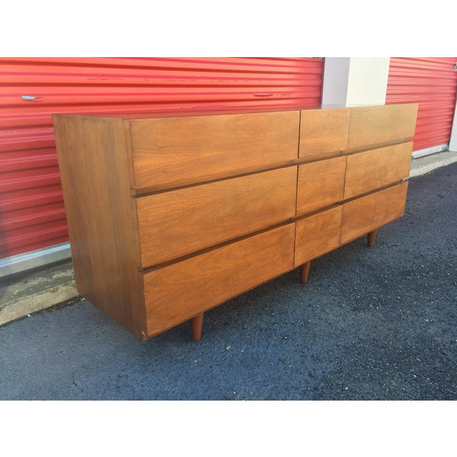Mid Century Dresser by American of Martinsville - Image 2 of 7