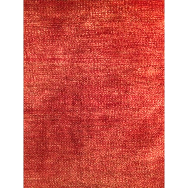 Persian Gabbeh Rug- 5′1″ × 6′6″ - Image 2 of 4