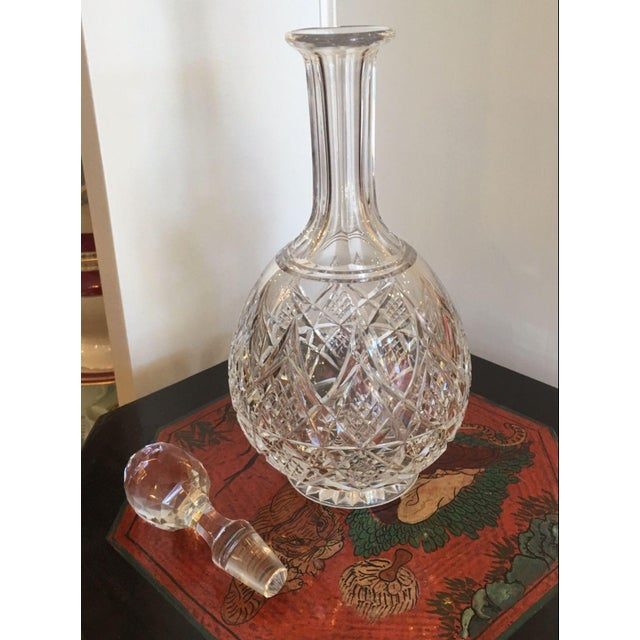Baccarat Cut Crystal Lagny Decanter - Image 3 of 4