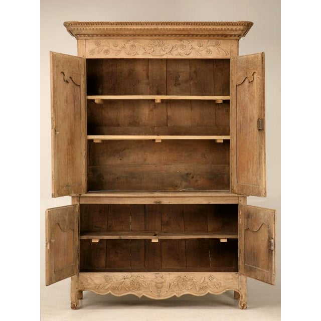 18th C. Antique French Oak Normandy Buffet - Image 10 of 10