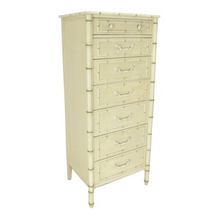 Vintage Amp Used Highboy Dressers For Sale Chairish