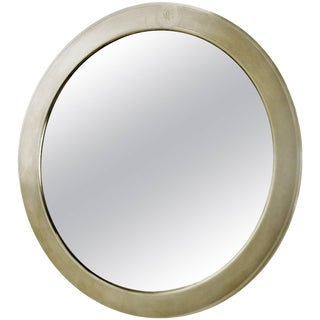 Tiffany & Co., American Art Deco, Sterling Silver Table Mirror, 1920s For Sale