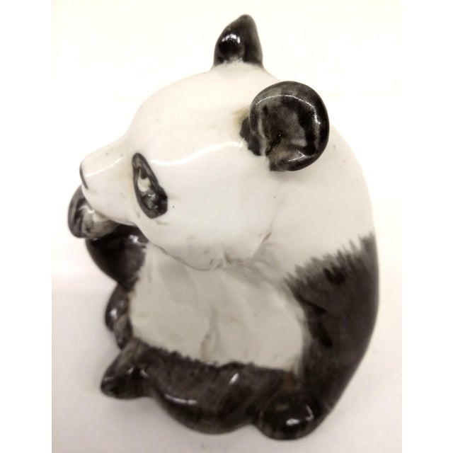 Calling all Panda Bear Lovers! This little guy has been around for over 100 years. He is in perfect condition and simply...
