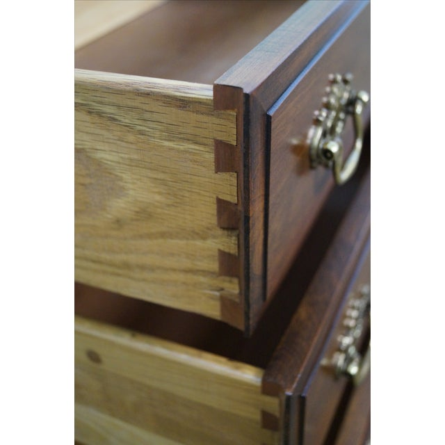 Pennsylvania House Cherry Chippendale Chests - Image 7 of 10