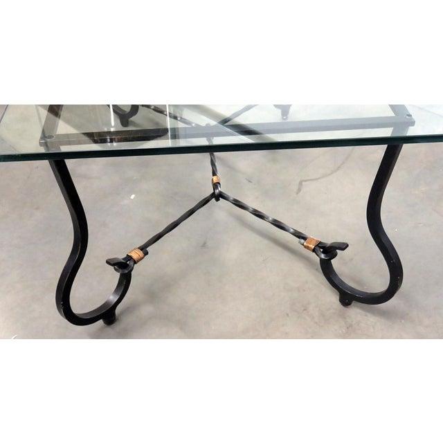 Maison Jansen Jansen Style Coffee Table For Sale - Image 4 of 6