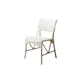 Modern Panini Oudoor Side Chair For Sale