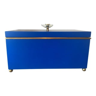 Cobalt Blue Port 68 Box