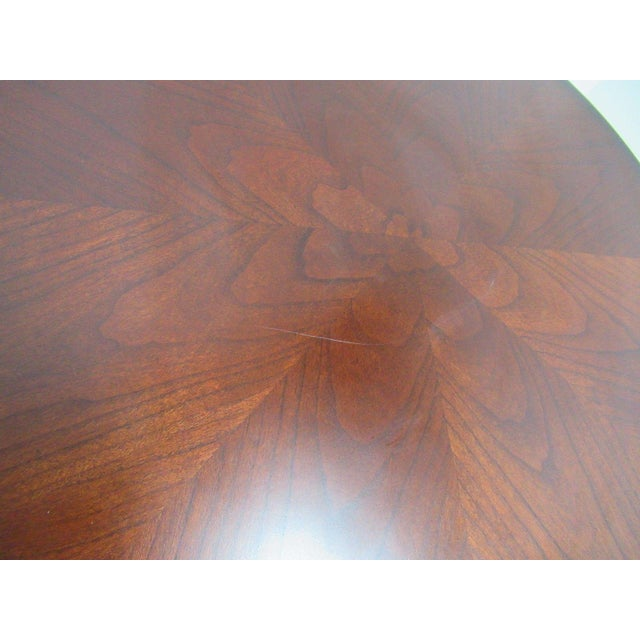 Bombay Company Cherry End Table For Sale - Image 4 of 11