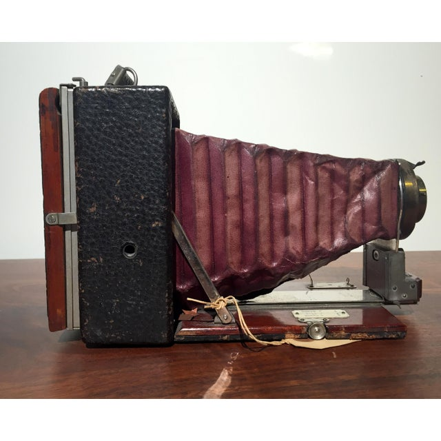 Industrial Antique Rochester Optical Co. Camera For Sale - Image 3 of 6