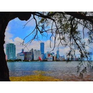 Brickell Bay, Miami by Rick De La Guardia For Sale