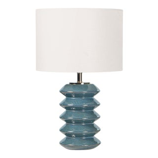 Teton Ceramic Table Lamp For Sale